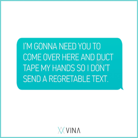 5 TEXTS YOU'D ONLY SEND YOUR BFFS4