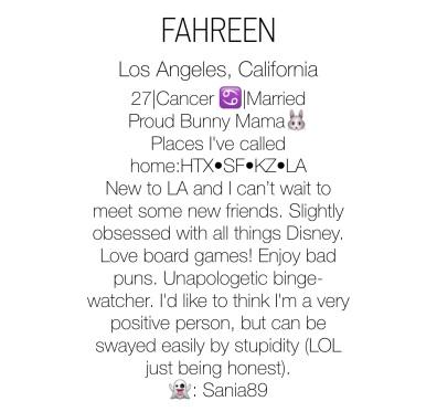 Fahreen