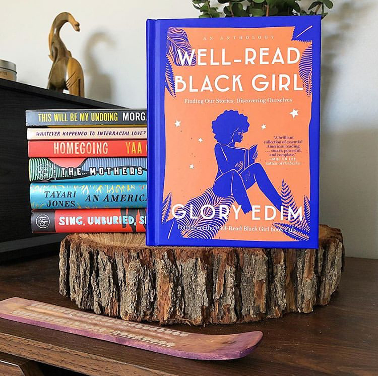"""Well-Read Black Girl"" cover"